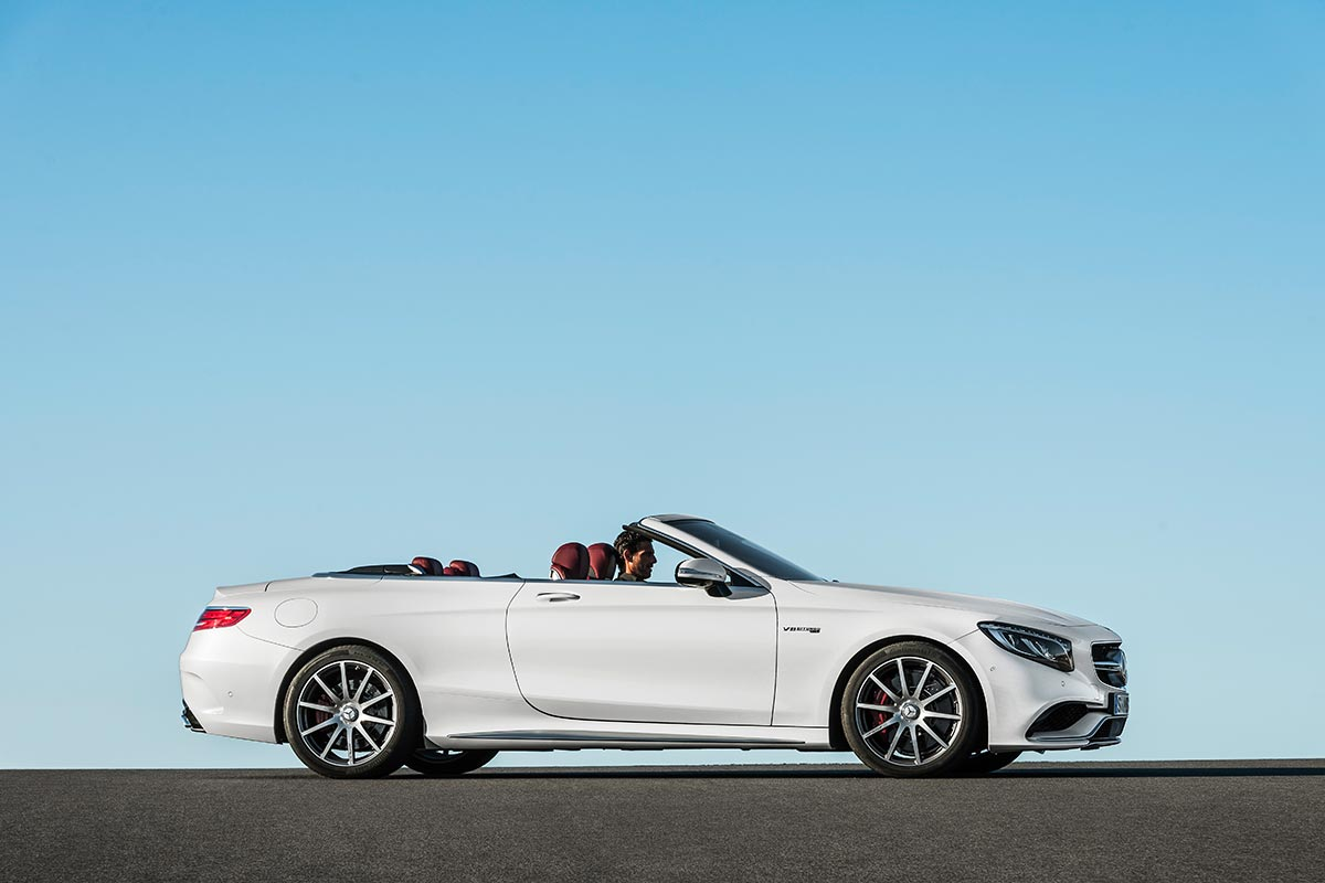2017 mercedes benz s class cabriolet gallery for How long does it take to build a mercedes benz