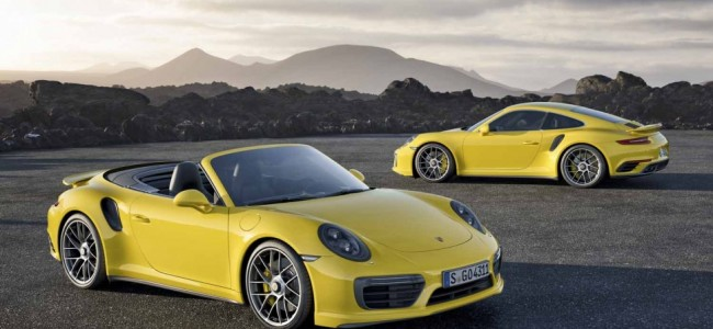 Meet the $200,000 Porsche 2017 911 Turbo and Turbo S Cabriolet