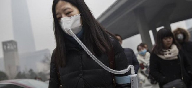 China is Now Buying Bottled Air from Canada