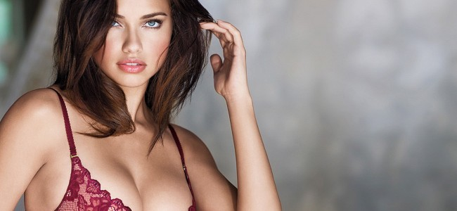 Adriana Lima's Instagram Feed is Filled with Sexy Shots!