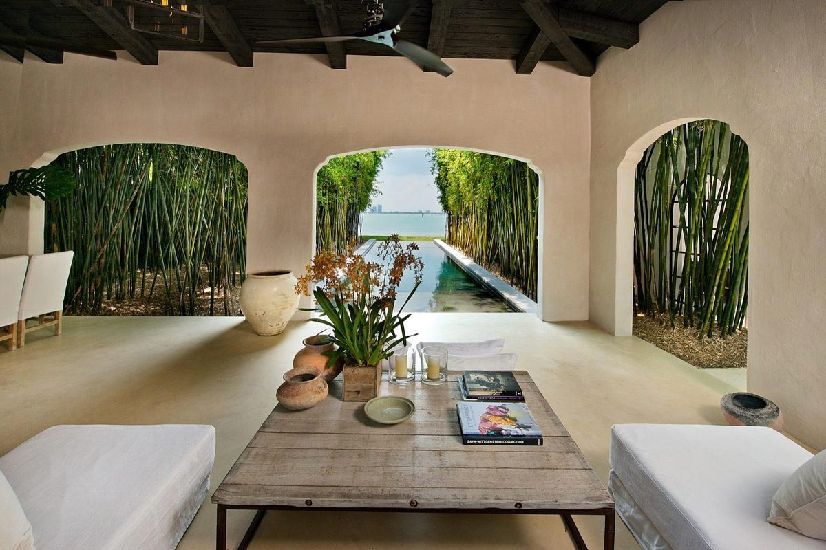 Calvin Klein's Miami Beach House is Up For Sale 16 million interior exterior pictures alux (4) This is our favorite spot in the entire house
