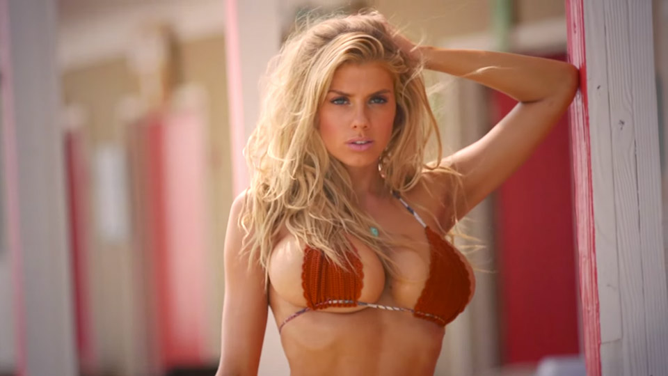 Charlotte McKinney Instagram beauty of the day alux