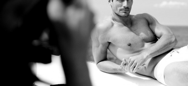 David Gandy is One of the Most Stylish Men on Instagram