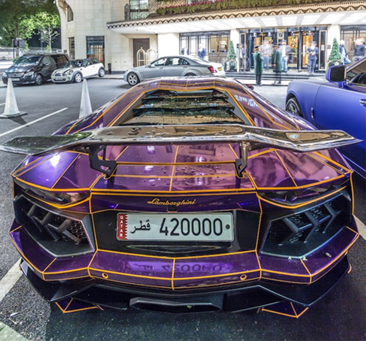 Lamborghini Aventador by TS Multimedia