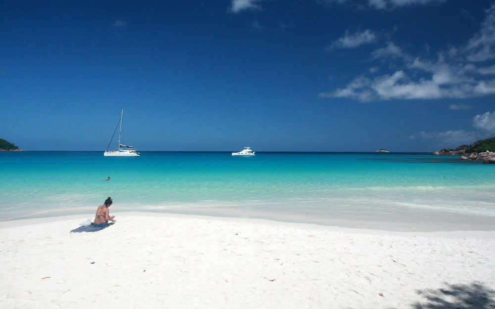 Top 10 Beautiful Beaches To Visit This Winter - Anse Lazio, Praslin, Seychelles