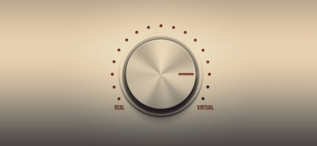 REAL CONTROL Vs VIRTUAL CONTROL