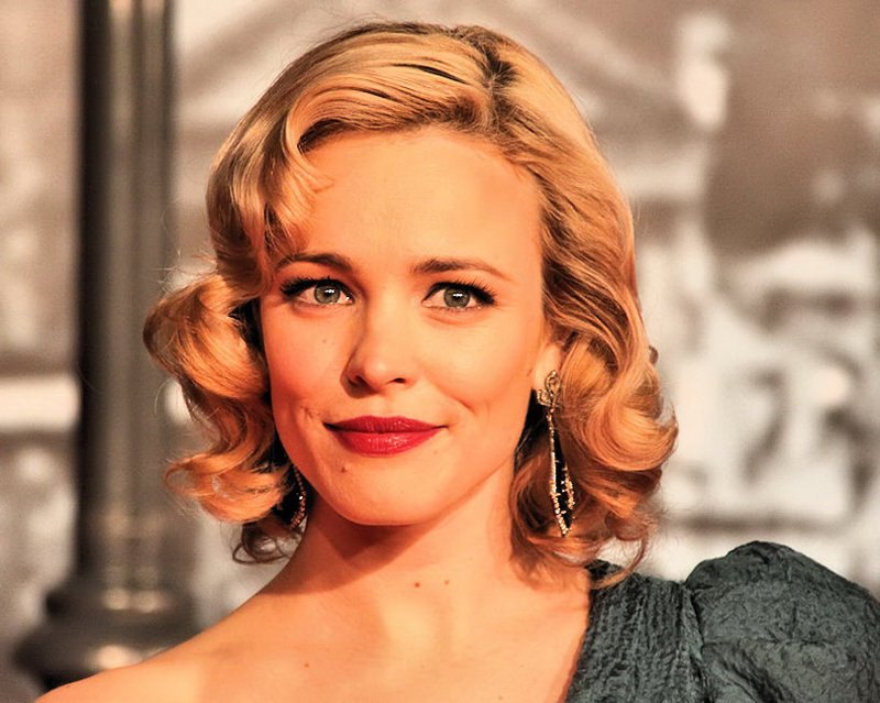10 Female Celebs We'd Pay Millions To Have A Date With - Rachel McAdams