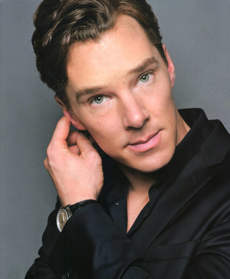 Celebrities Who Don't Like The Way They Look - Benedict Cumberbatch
