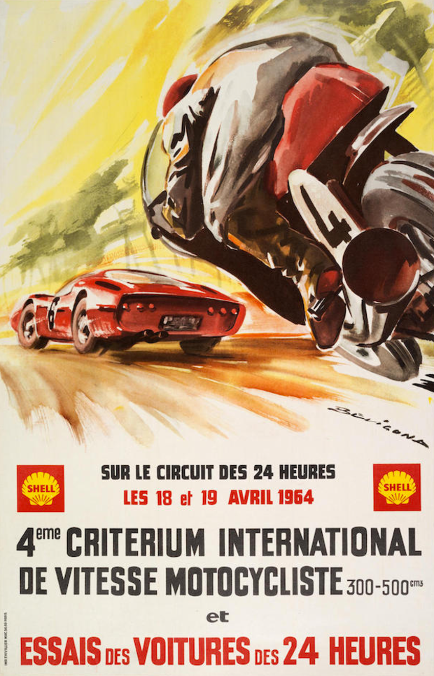 stylish vintage racing posters alux (7)