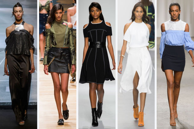 Trends for Spring 2016