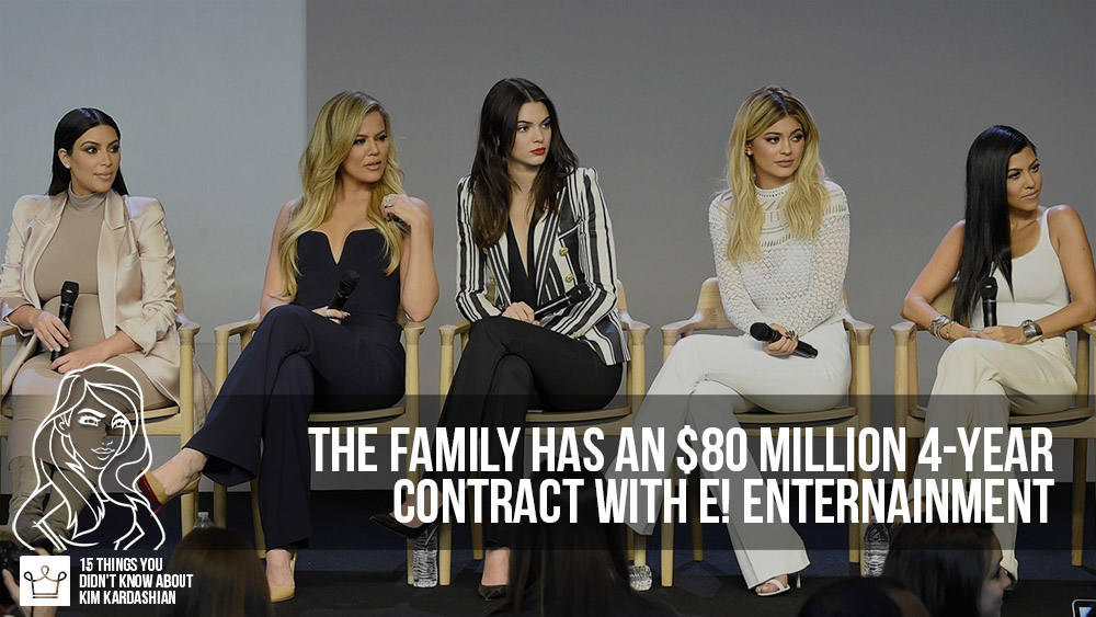 15 things you didn 39 t know about kim kardashian alux for How many kardashians are there