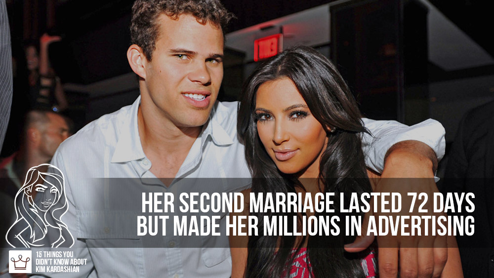 15 things you didn't know about kim kardashian kris humpfries marriage 72 days millions
