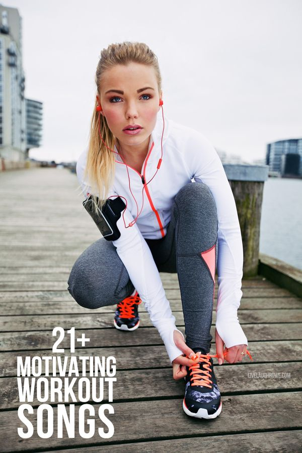 Motivation to get fitter: TOP 10 Ideas