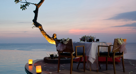 Dining by Design, Anantara Uluwatu - Bali Resort