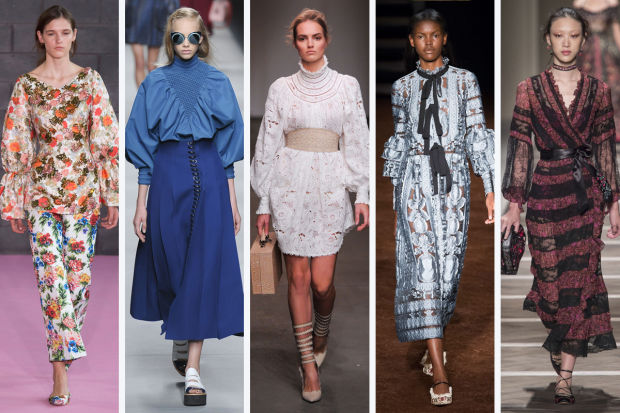 fashion trends for spring 2016