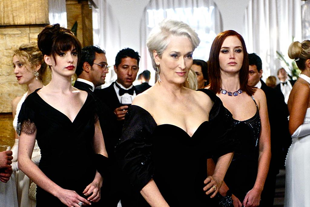 Films About the Fashion World| Anne Hathaway, Meryl Streep and Emily Blunt