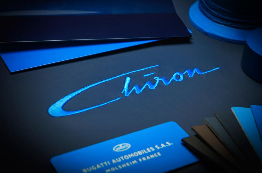 10 Things You Must Know About The New Bugatti Chiron | Bugatti Chiron's Branding