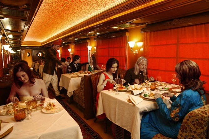 10 Fascinating Facts About The Maharajas' Express In India | The Dining coach