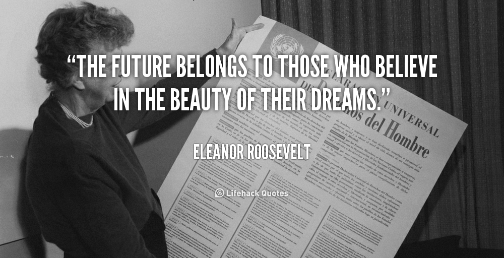 10 Things Powerful Women Want in a Relationship | Eleanor Roosevelt
