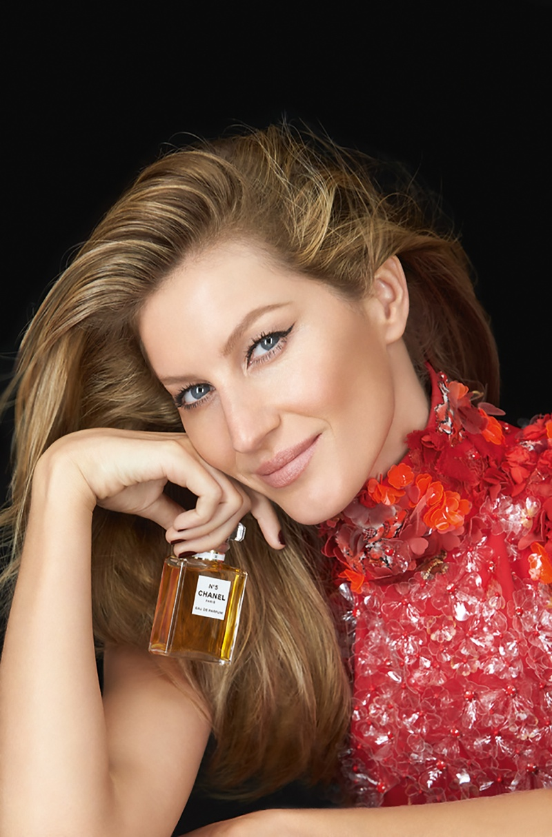 15 Things You Didn't Know About Coco Chanel | Gisele Bündchen for Chanel