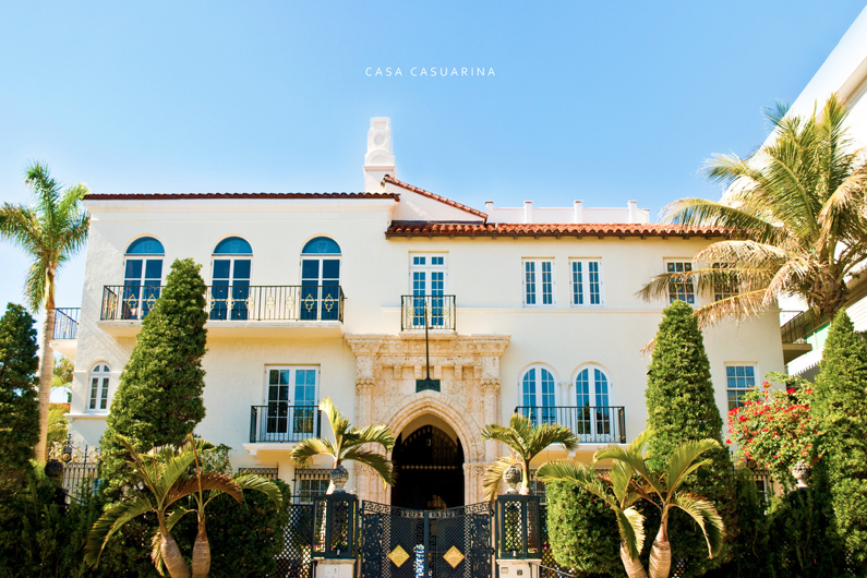 15 Things You Didn't Know About Gianni Versace |Casa Casuarina