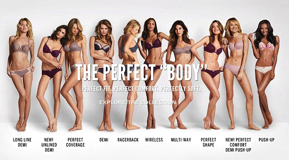 15 Things You Didn't Know About Victoria's Secret | Victoria's Secret ad campaign