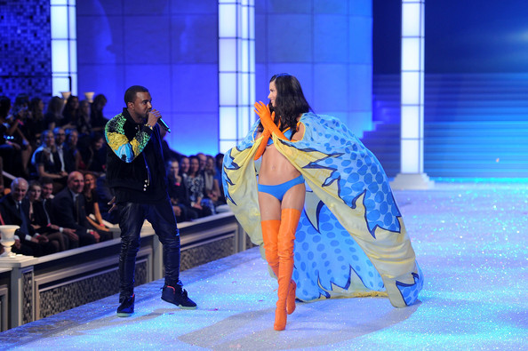 15 Things You Didn't Know About Victoria's Secret | Kanye West in 2011