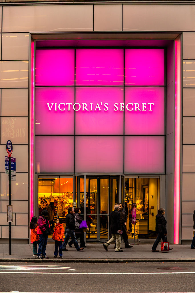 15 Things You Didn't Know About Victoria's Secret | Victoria's Secret on Lexington Avenue, New York