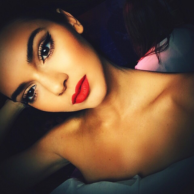 5 Things You Probably Didn't Know About Kendall Jenner| Kendall's Instagram selfie