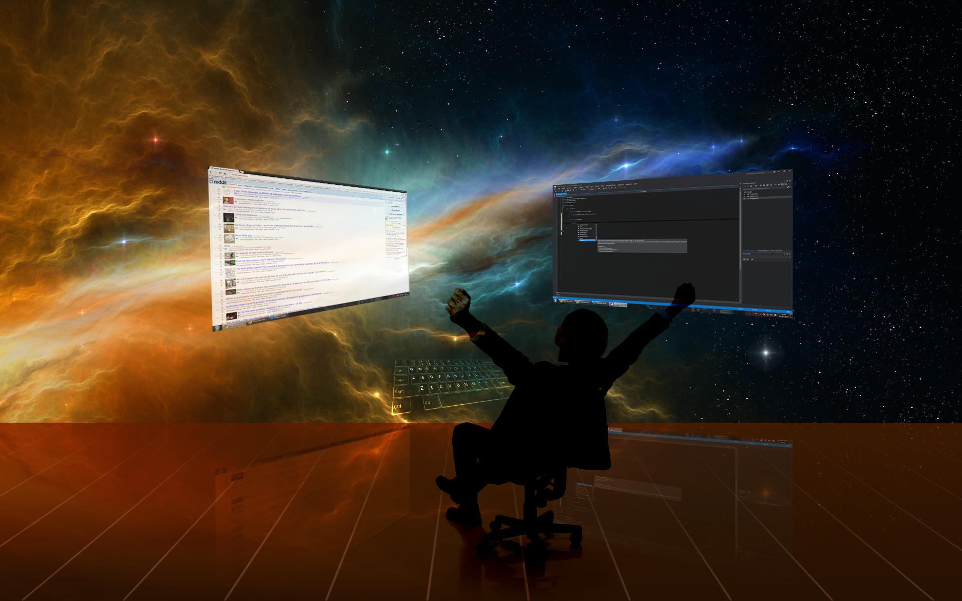 The First Virtual Desktop is Here & It looks Like the Beginning of