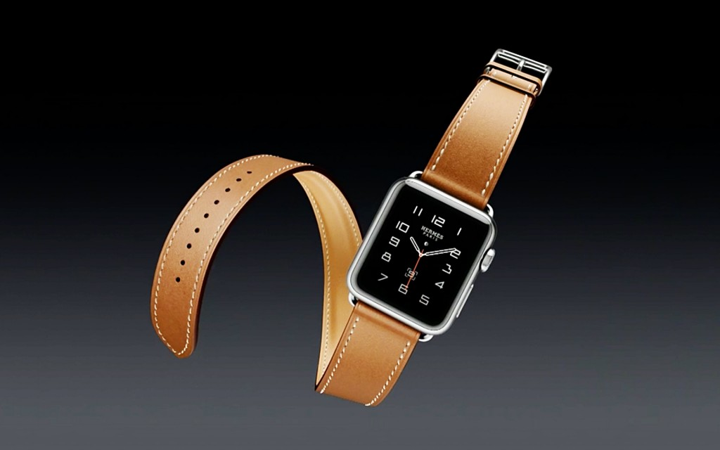 Top 10 Most Expensive Smartwatches Apple Watch Hermès ($1,100)