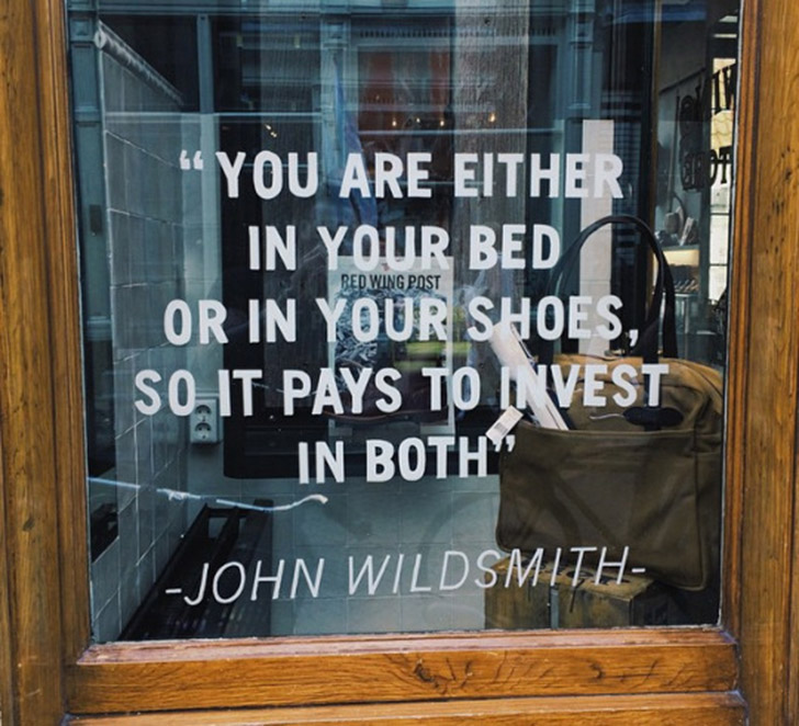 quote window bed shoes