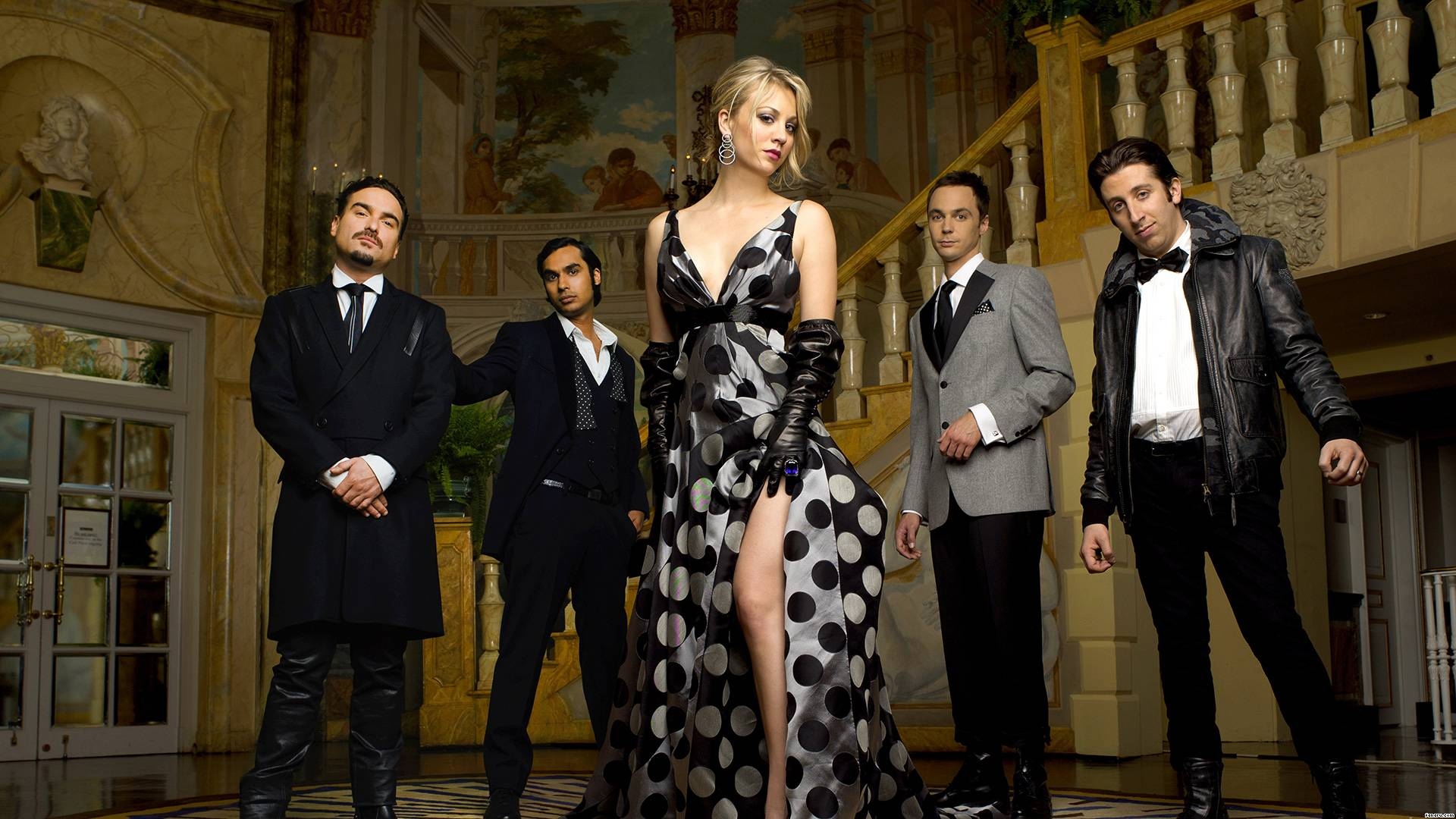 How Rich The Casts of The Big Bang Theory Are