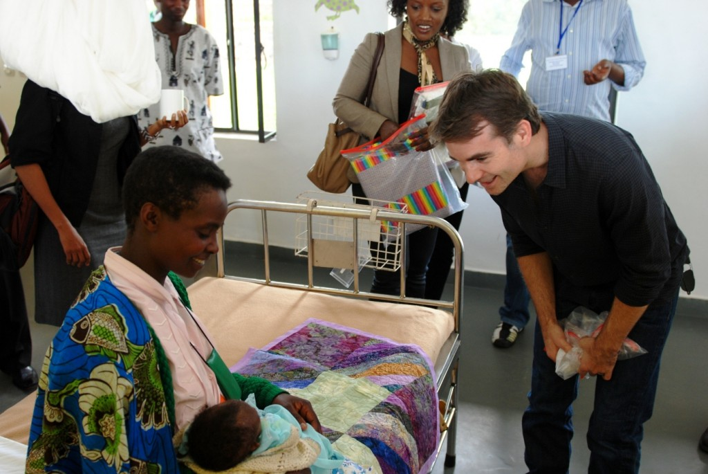 Famous People's Charity Work: Charity Foundation Jeff Gordon