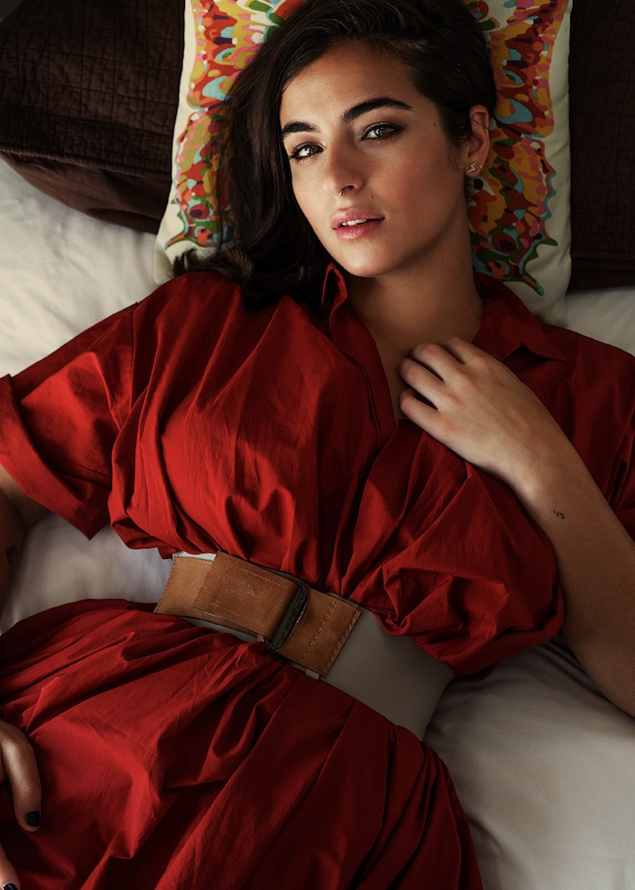 From Dirt to Glamor: The Walking Dead Casts in Luxury Alanna Masterson Tara