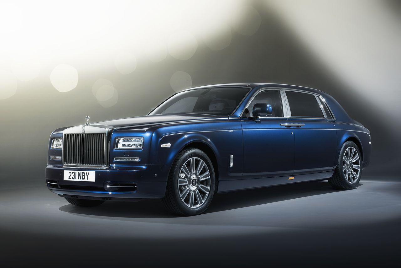 15 Things You Didn't Know About Rolls-Royce | The Rolls-Royce Phantom