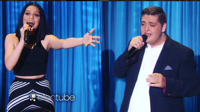 Debut on Ellen DeGeneres Show Made Them Rich and Famous Tom Bleasby Jessie J