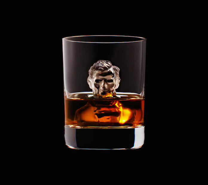 Luxury Ice Cube Sculptures from Japan Lincoln