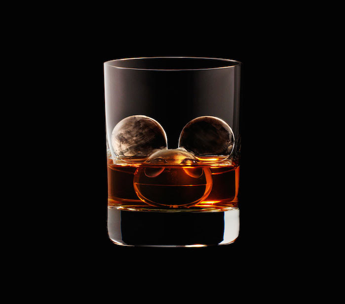 Luxury Ice Cube Sculptures from Japan Deadmaus