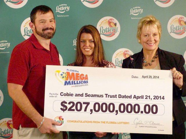 Biggest Lottery Jackpot: Top 10 List in History Mega Millions 18 March 2014