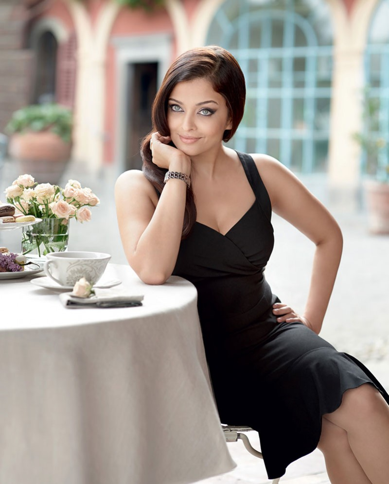 Most Famous Luxurious Watch Endorsement: Aishwarya Rai - Longines | source: longines.com