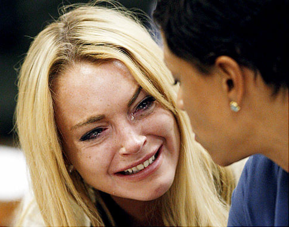 """10 Celebrities Who are No Longer """"Winning"""" in Life Lindsay Lohan"""