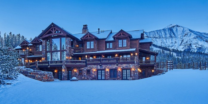 Kardashian's favourite luxury resorts Montana chateau