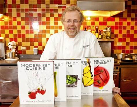 Expensive Cookbook: The Top 10 Premium List The Modernist Cuisine: The Art and Science of Cooking