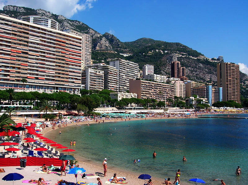 Reasons Why Rich & Famous People Live in Monaco Climate