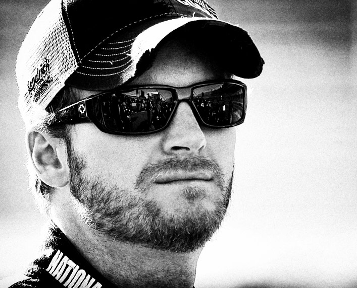 These Sexy Men Dated Female Athletes: Ricky Stenhouse Jr. (dating Danica Patrick) | source: wordpress.com