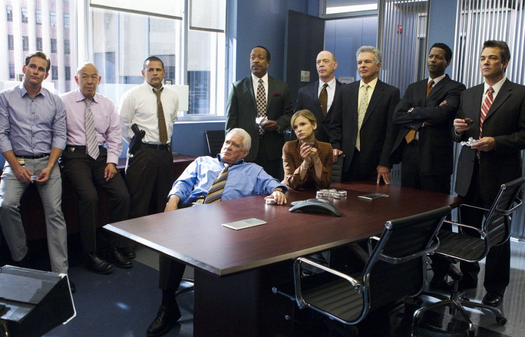 Why These 10 Cop Shows are The Best: The Closer / Major Crimes
