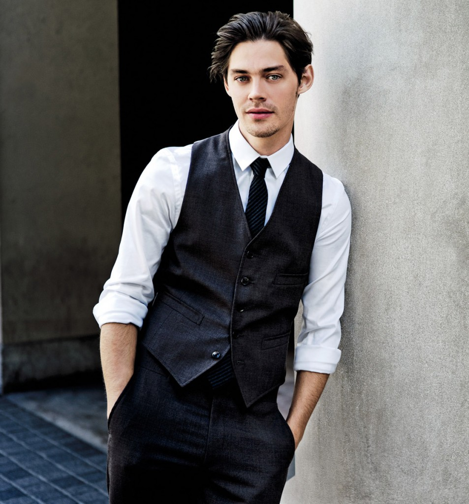 From Dirt to Glamor: The Walking Dead Casts in Luxury Tom Payne Jesus