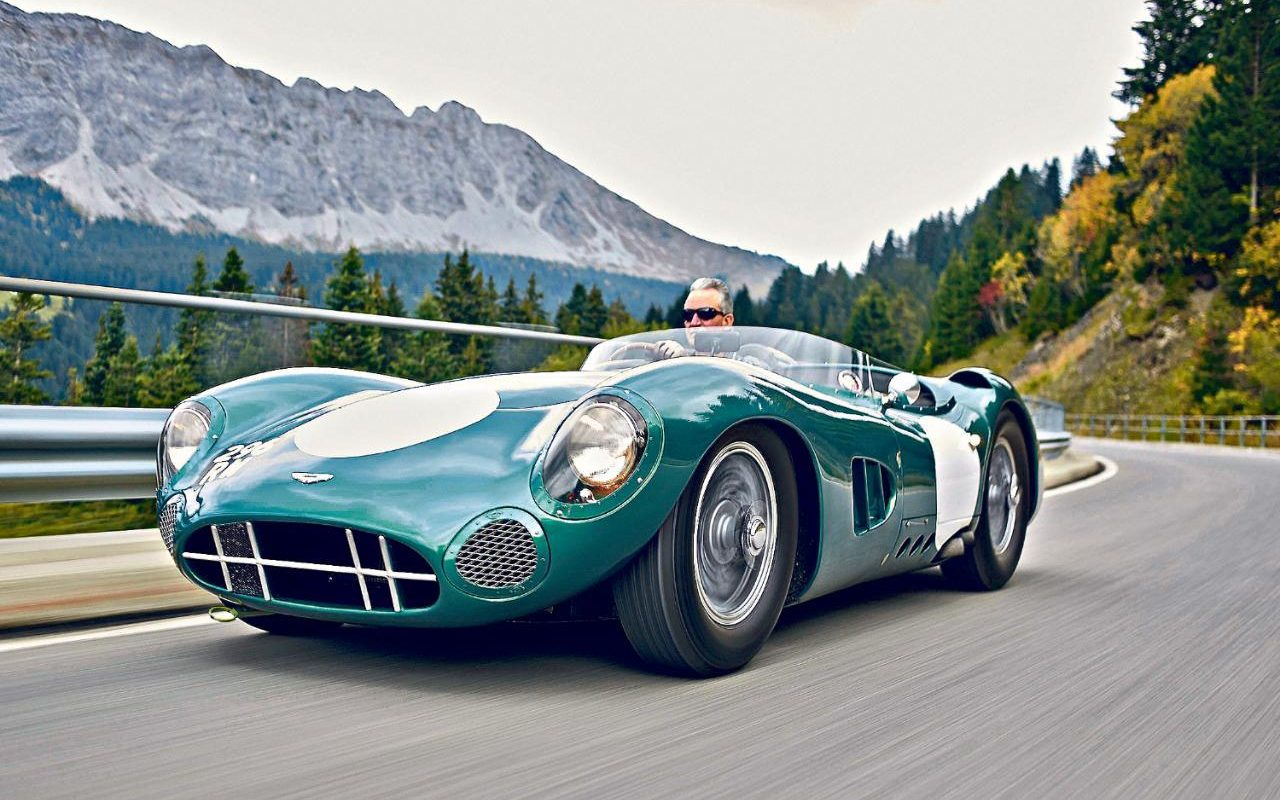 15 Things You Didn't Know About Aston Martin | The Aston Martin DBR1