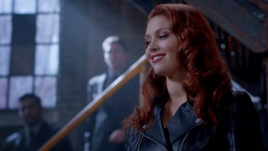 Top 10 Hottest Redhead Characters on Screen | Abaddon Supernatural